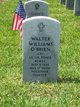 Walter Williams O'Brien