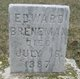 Profile photo:  Edward Breneman