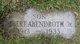 Profile photo:  Albert Abendroth, Jr