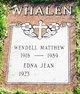Wendell Whalen
