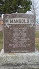 "Bernice N ""Bee"" <I>Fry</I> Mangold"