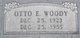 Otto Edward Woody