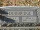 Profile photo:  Anna E. Doddridge