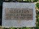 William Isaac Alderton