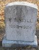 Wesley Bascom Neill