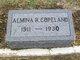 Profile photo:  Almina R. Copeland