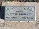 Profile photo:  Nettie <I>Daniel</I> Barnett