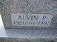 Profile photo:  Alvin P. Wollner