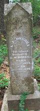 Alexander F. Merrill