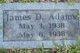 Jimmie Day Adams