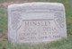"Joseph O ""Joe"" Hinsley"