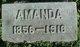 Amanda <I>Randhan</I> Roper