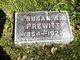 Susan Abigail <I>Nave</I> Prewitt