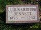 Julius Medford Bennett