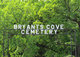 Bryant's Cove Cemetery