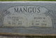 Bennie Moy Mangus