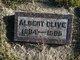 Profile photo:  Albert Clive