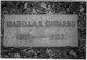 """Isabella Maddock """"Belle"""" <I>Smith</I> Edwards"""