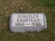 Schuyler Colfax Ranstead