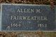 Allen Myers Fairweather