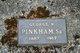 George Whittier Pinkham, Sr