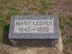 Mary Leeper