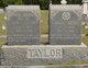 Mary Elizabeth <I>Askins</I> Taylor