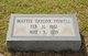 Mattie O <I>Taylor</I> Powell