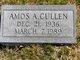Profile photo:  Amos Arthur Cullen