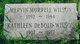 Kathleen M. <I>DeBold</I> Wilson