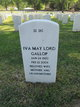 Iva May <I>Lord</I> Gallop