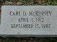 Carl Dean McKinney