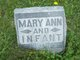 Mary Ann Back
