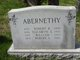 Robert R Abernethy
