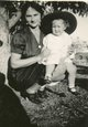 "Profile photo:  Mildred Dorthea ""Mil"" <I>Larsen</I> Bispo"