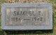 Samuel Turner Bonds