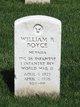 William R Boyce