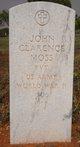 John Clarence Moss