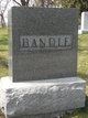 Profile photo:  A. Bandle