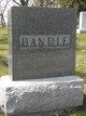 Profile photo:  Anna <I>Seubert</I> Bandle