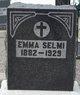 Emma <I>Quilici</I> Selmi
