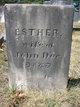 Esther <I>Hobbs</I> Doe