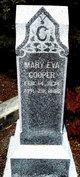 Mary Eva Cooper