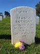 """Francis Anthony """" """" <I> </I> Molitor,"""