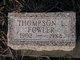 Thompson L. Fowler