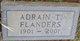 Adrain T Flanders