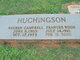 Frances <I>Wood</I> Huchingson