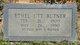 Ethel Virgina <I>Utt</I> Butner