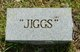 Profile photo:  Jiggs