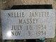 Nellie Janette Massey